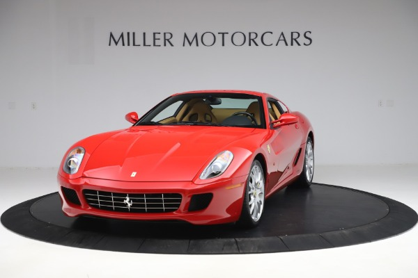 Used 2008 Ferrari 599 GTB Fiorano for sale $159,900 at Alfa Romeo of Westport in Westport CT 06880 1