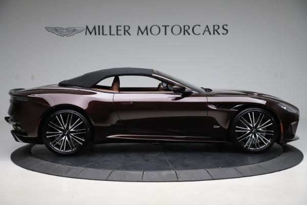 New 2020 Aston Martin DBS Superleggera for sale $349,036 at Alfa Romeo of Westport in Westport CT 06880 13