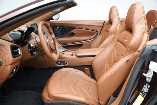 New 2020 Aston Martin DBS Superleggera for sale $349,036 at Alfa Romeo of Westport in Westport CT 06880 20