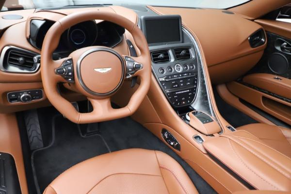 New 2020 Aston Martin DBS Superleggera for sale $349,036 at Alfa Romeo of Westport in Westport CT 06880 21