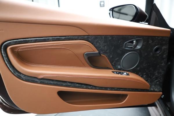 New 2020 Aston Martin DBS Superleggera for sale $349,036 at Alfa Romeo of Westport in Westport CT 06880 22