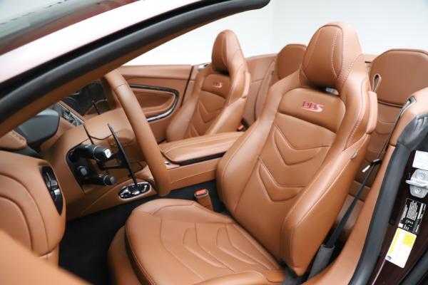 New 2020 Aston Martin DBS Superleggera for sale $349,036 at Alfa Romeo of Westport in Westport CT 06880 23