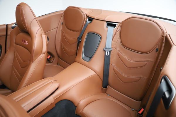 New 2020 Aston Martin DBS Superleggera for sale $349,036 at Alfa Romeo of Westport in Westport CT 06880 24