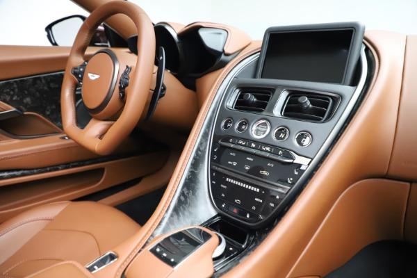 New 2020 Aston Martin DBS Superleggera for sale $349,036 at Alfa Romeo of Westport in Westport CT 06880 25