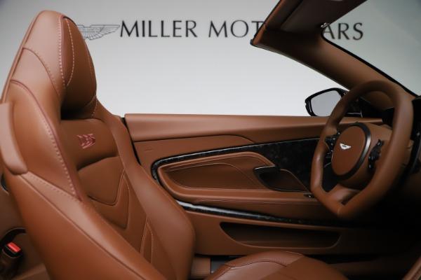 New 2020 Aston Martin DBS Superleggera for sale $349,036 at Alfa Romeo of Westport in Westport CT 06880 26