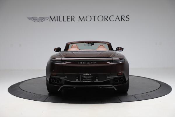 New 2020 Aston Martin DBS Superleggera for sale $349,036 at Alfa Romeo of Westport in Westport CT 06880 5