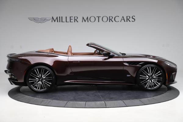 New 2020 Aston Martin DBS Superleggera for sale $349,036 at Alfa Romeo of Westport in Westport CT 06880 8