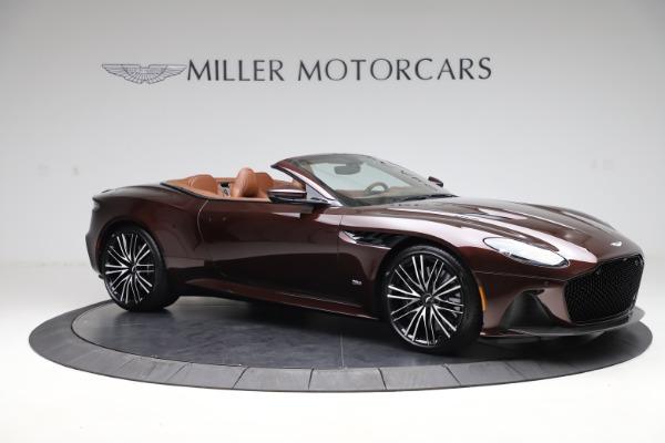 New 2020 Aston Martin DBS Superleggera for sale $349,036 at Alfa Romeo of Westport in Westport CT 06880 9