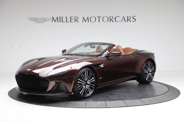 New 2020 Aston Martin DBS Superleggera for sale $349,036 at Alfa Romeo of Westport in Westport CT 06880 1