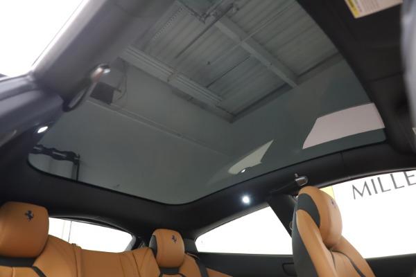 Used 2020 Ferrari GTC4Lusso for sale $319,900 at Alfa Romeo of Westport in Westport CT 06880 22