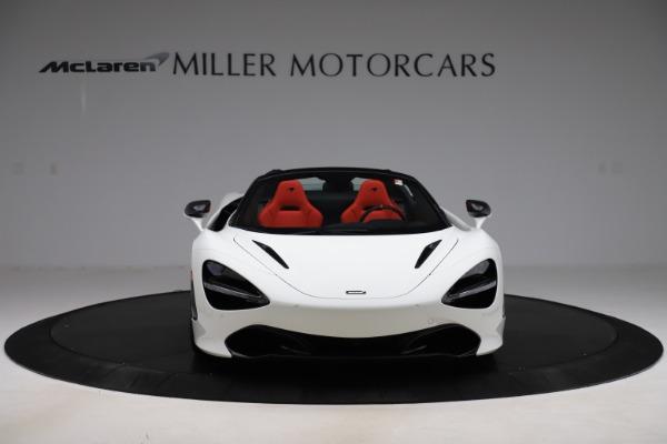 New 2020 McLaren 720S Spider Performance for sale Call for price at Alfa Romeo of Westport in Westport CT 06880 11