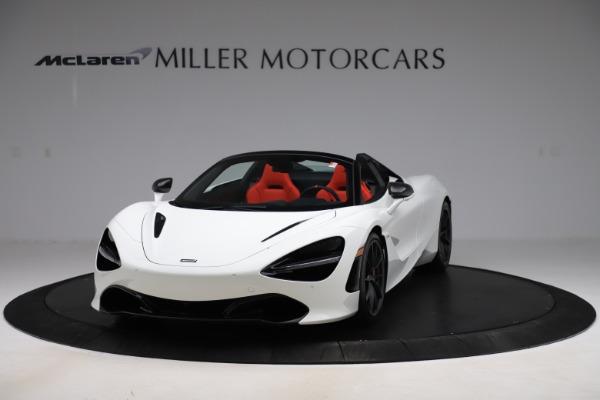 New 2020 McLaren 720S Spider Performance for sale Call for price at Alfa Romeo of Westport in Westport CT 06880 12