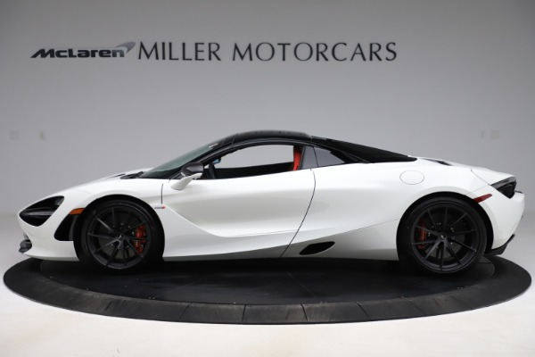 New 2020 McLaren 720S Spider Performance for sale Call for price at Alfa Romeo of Westport in Westport CT 06880 14