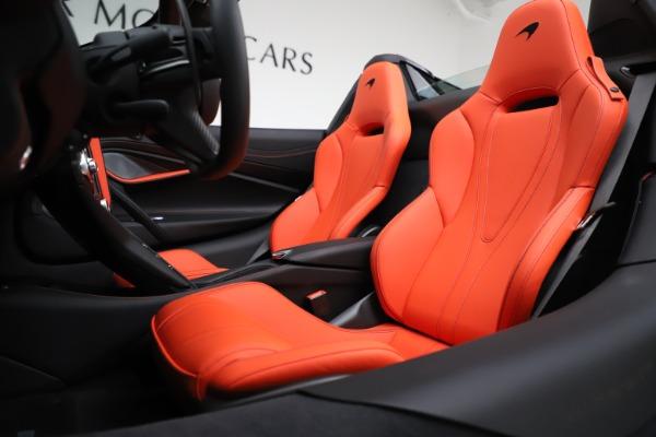 New 2020 McLaren 720S Spider Performance for sale Call for price at Alfa Romeo of Westport in Westport CT 06880 21