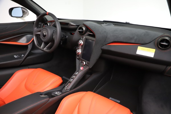 New 2020 McLaren 720S Spider Performance for sale Call for price at Alfa Romeo of Westport in Westport CT 06880 23