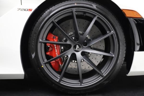 New 2020 McLaren 720S Spider Performance for sale Call for price at Alfa Romeo of Westport in Westport CT 06880 28