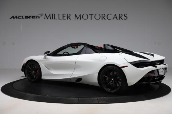 New 2020 McLaren 720S Spider Performance for sale Call for price at Alfa Romeo of Westport in Westport CT 06880 3