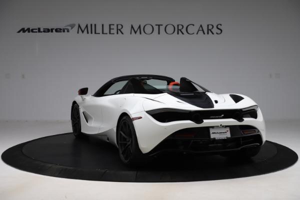New 2020 McLaren 720S Spider Performance for sale Call for price at Alfa Romeo of Westport in Westport CT 06880 4