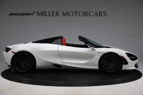 New 2020 McLaren 720S Spider Performance for sale Call for price at Alfa Romeo of Westport in Westport CT 06880 8