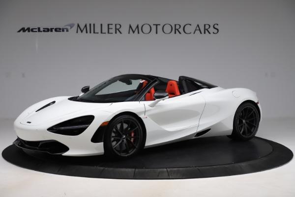 New 2020 McLaren 720S Spider Performance for sale Call for price at Alfa Romeo of Westport in Westport CT 06880 1