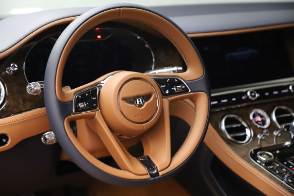 New 2020 Bentley Continental GT W12 for sale $260,770 at Alfa Romeo of Westport in Westport CT 06880 23