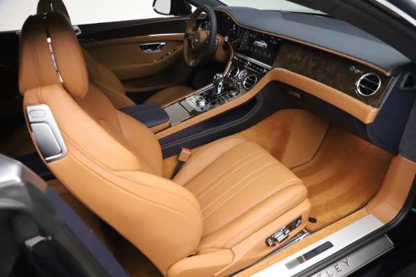 New 2020 Bentley Continental GT W12 for sale $260,770 at Alfa Romeo of Westport in Westport CT 06880 27