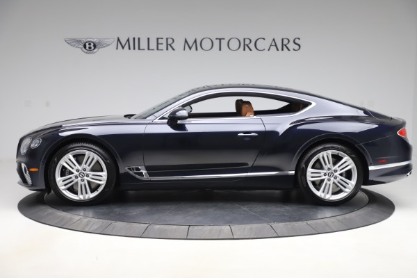 New 2020 Bentley Continental GT W12 for sale $260,770 at Alfa Romeo of Westport in Westport CT 06880 3