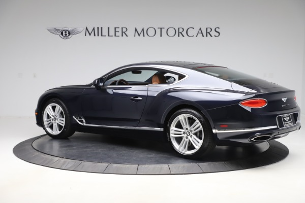 New 2020 Bentley Continental GT W12 for sale $260,770 at Alfa Romeo of Westport in Westport CT 06880 4