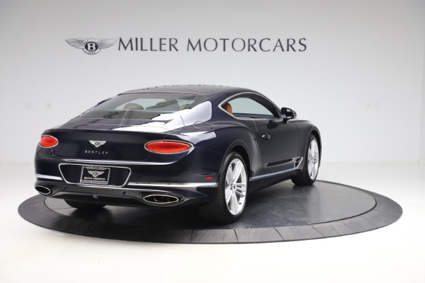 New 2020 Bentley Continental GT W12 for sale $260,770 at Alfa Romeo of Westport in Westport CT 06880 7