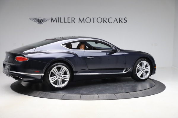 New 2020 Bentley Continental GT W12 for sale $260,770 at Alfa Romeo of Westport in Westport CT 06880 8