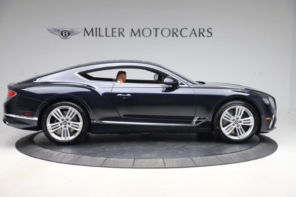 New 2020 Bentley Continental GT W12 for sale $260,770 at Alfa Romeo of Westport in Westport CT 06880 9