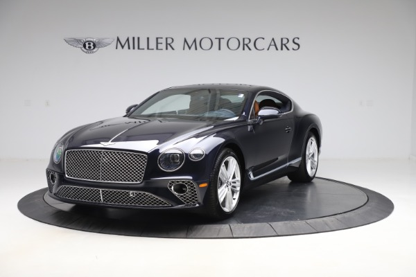 New 2020 Bentley Continental GT W12 for sale $260,770 at Alfa Romeo of Westport in Westport CT 06880 1