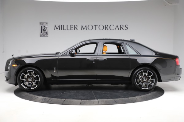 New 2020 Rolls-Royce Ghost for sale $432,200 at Alfa Romeo of Westport in Westport CT 06880 3