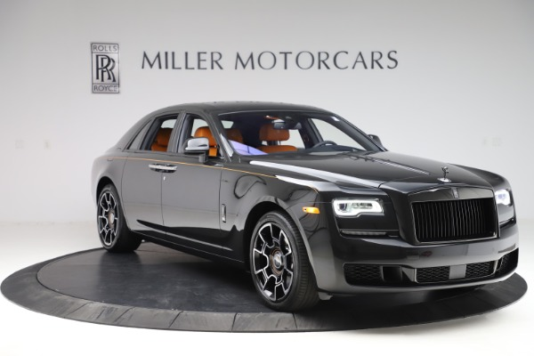 New 2020 Rolls-Royce Ghost for sale $432,200 at Alfa Romeo of Westport in Westport CT 06880 7