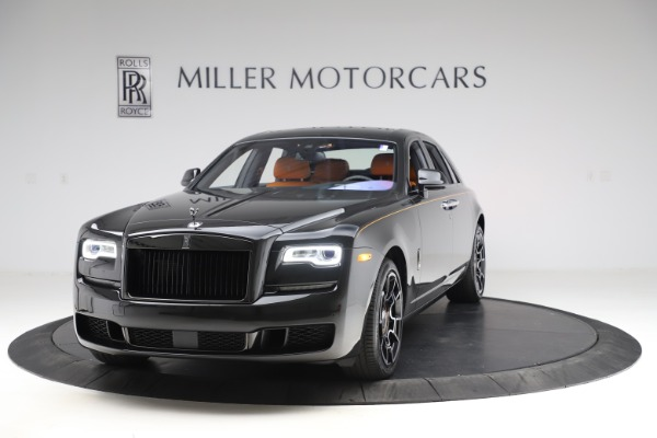 New 2020 Rolls-Royce Ghost for sale $432,200 at Alfa Romeo of Westport in Westport CT 06880 1