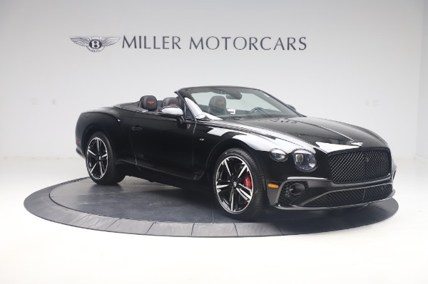 New 2020 Bentley Continental GT V8 for sale Call for price at Alfa Romeo of Westport in Westport CT 06880 11