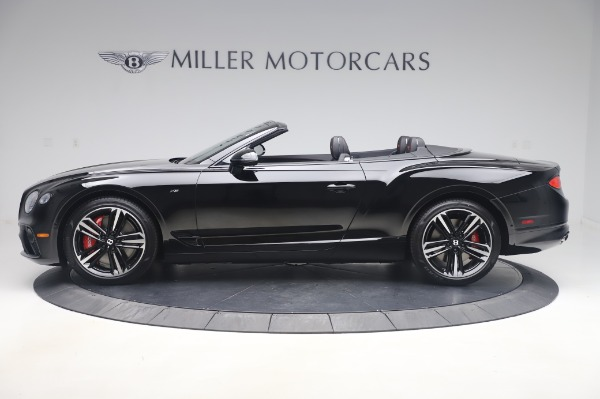 New 2020 Bentley Continental GT V8 for sale Call for price at Alfa Romeo of Westport in Westport CT 06880 3