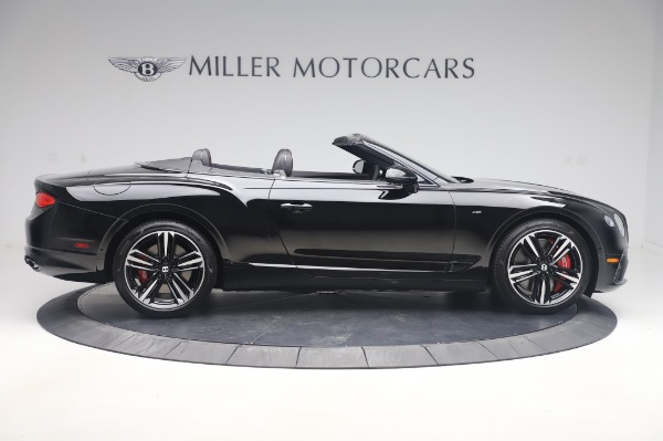 New 2020 Bentley Continental GT V8 for sale Call for price at Alfa Romeo of Westport in Westport CT 06880 9