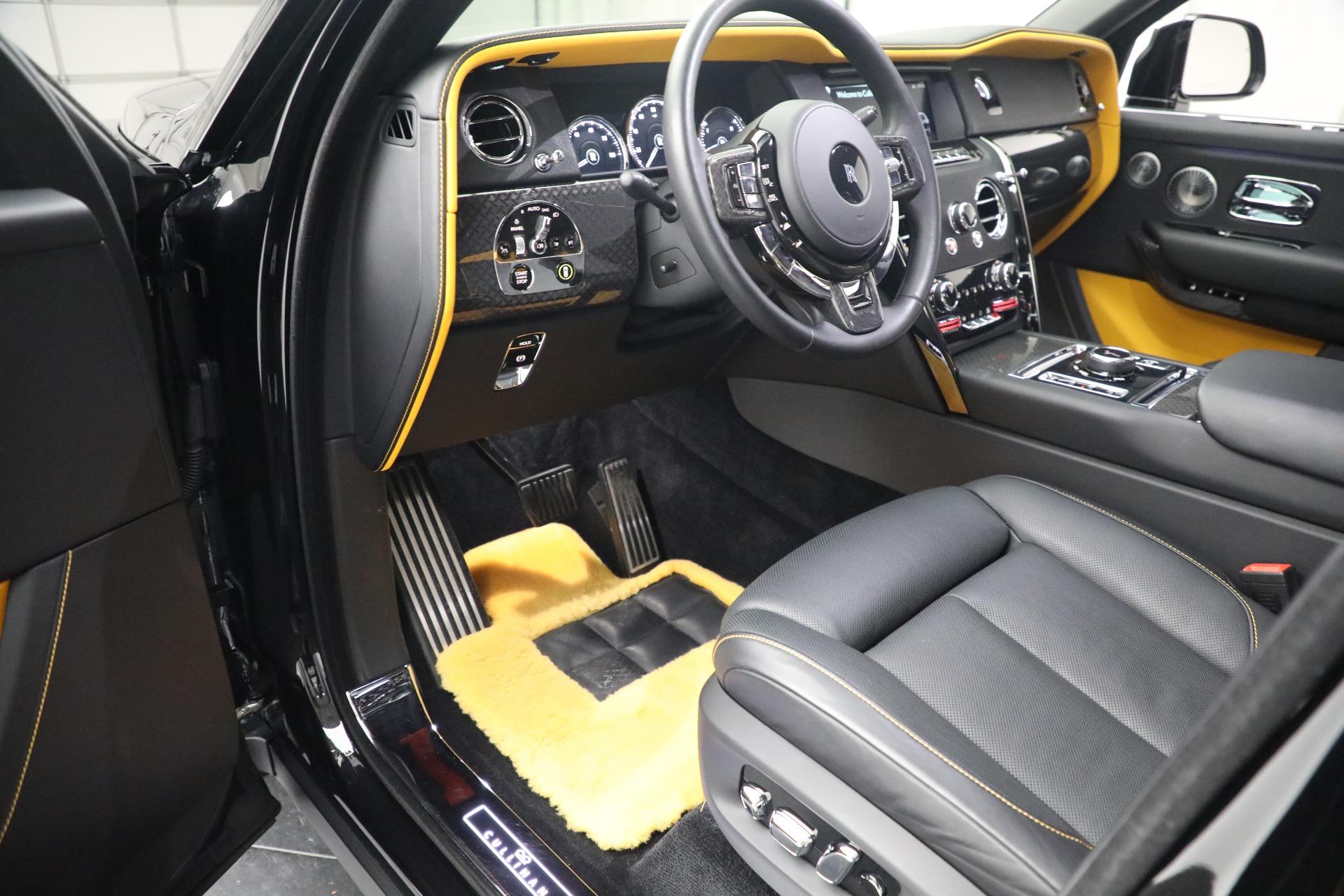 New 2020 Rolls Royce Cullinan Black Badge For Sale Special Pricing Alfa Romeo Of Westport Stock R558