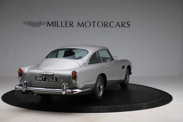 Used 1964 Aston Martin DB5 for sale Call for price at Alfa Romeo of Westport in Westport CT 06880 7