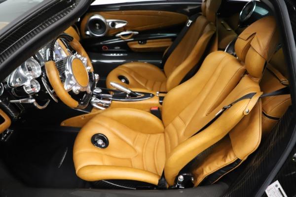 Used 2014 Pagani Huayra Tempesta for sale Call for price at Alfa Romeo of Westport in Westport CT 06880 14