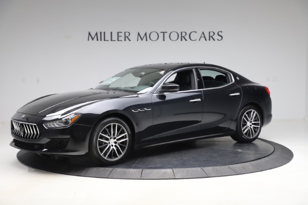 New 2019 Maserati Ghibli S Q4 for sale $91,165 at Alfa Romeo of Westport in Westport CT 06880 2