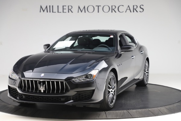New 2019 Maserati Ghibli S Q4 for sale $91,165 at Alfa Romeo of Westport in Westport CT 06880 1