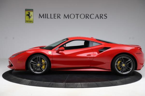 Used 2018 Ferrari 488 GTB for sale Sold at Alfa Romeo of Westport in Westport CT 06880 3