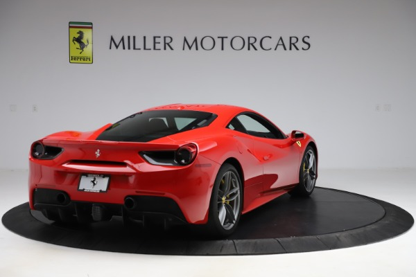 Used 2018 Ferrari 488 GTB for sale Sold at Alfa Romeo of Westport in Westport CT 06880 7