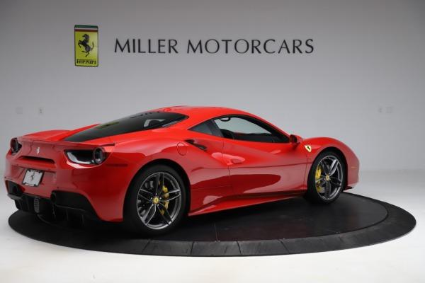 Used 2018 Ferrari 488 GTB for sale Sold at Alfa Romeo of Westport in Westport CT 06880 8