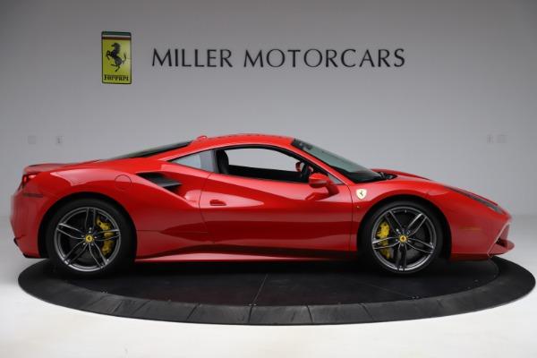 Used 2018 Ferrari 488 GTB for sale Sold at Alfa Romeo of Westport in Westport CT 06880 9