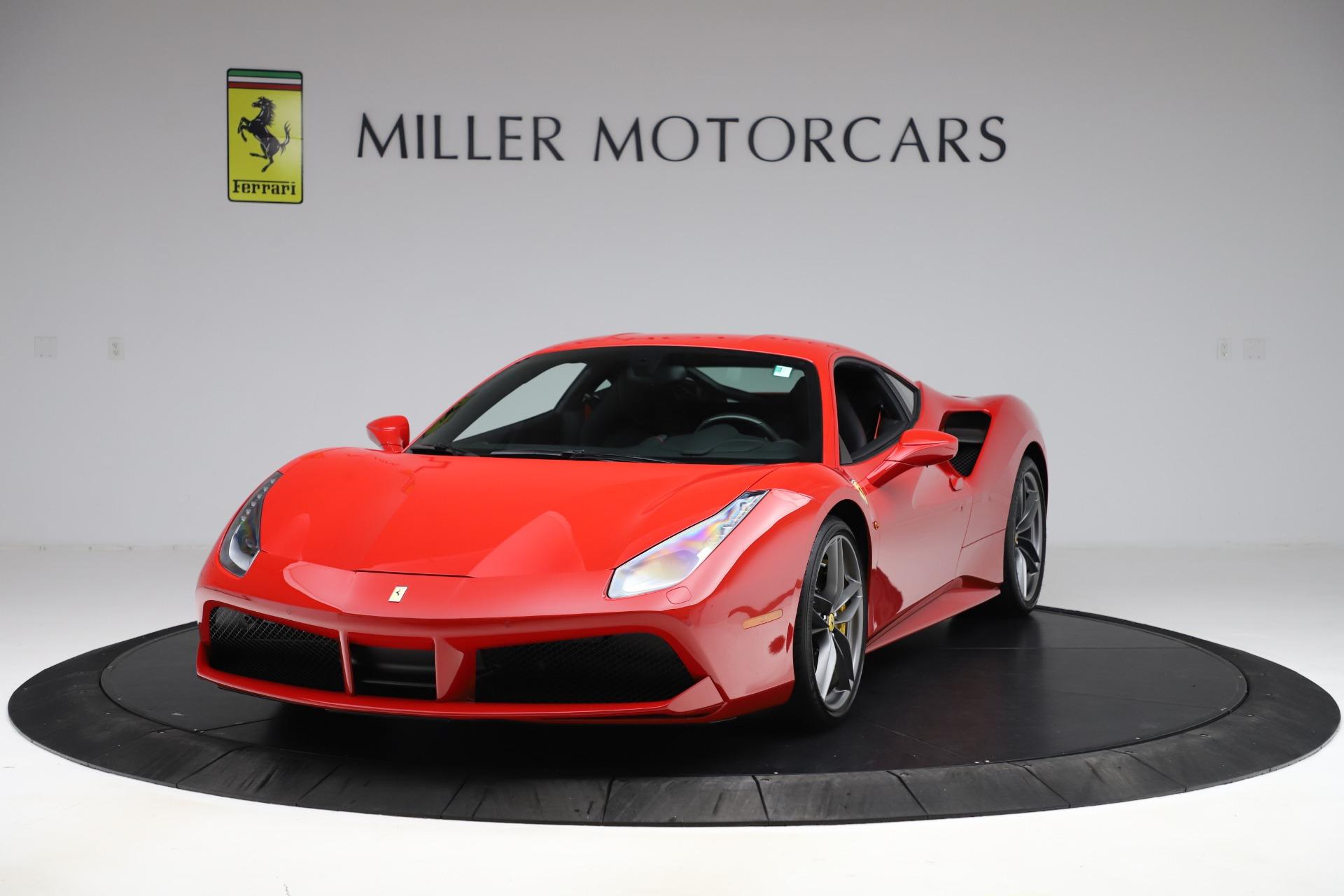 Used 2018 Ferrari 488 GTB for sale Sold at Alfa Romeo of Westport in Westport CT 06880 1