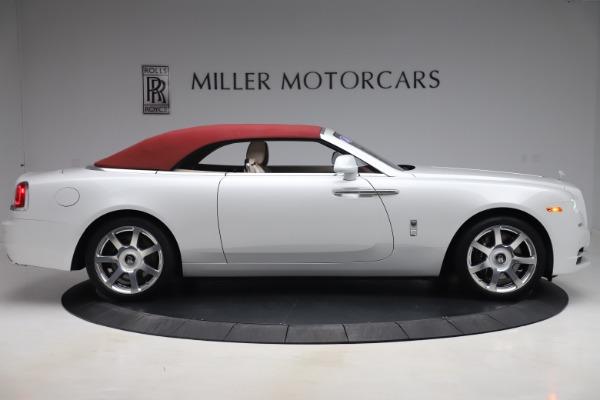Used 2016 Rolls-Royce Dawn for sale Sold at Alfa Romeo of Westport in Westport CT 06880 17