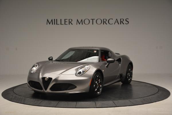 New 2016 Alfa Romeo 4C for sale Sold at Alfa Romeo of Westport in Westport CT 06880 1